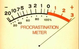 procrastination-meter