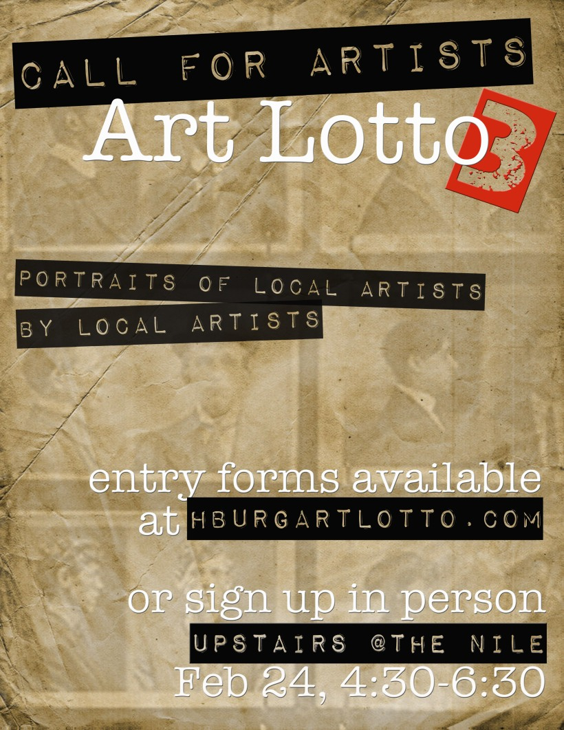Art Lotto Call for Artists