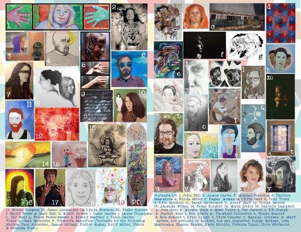 Art Lotto Portrait Centerfold 2013
